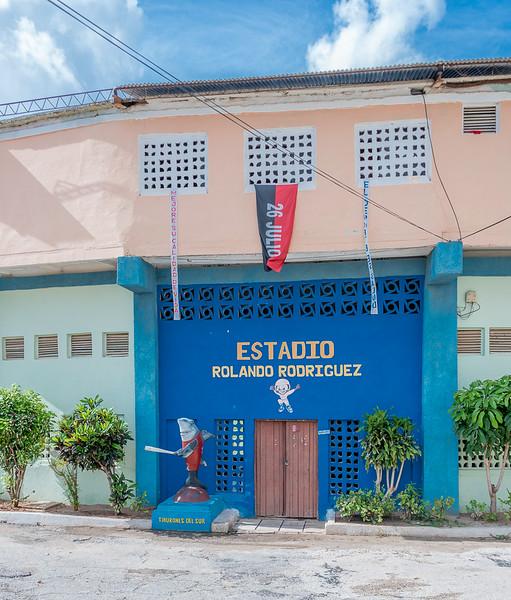 Rolando Rodriguez Baseball Stadium, Trinidad