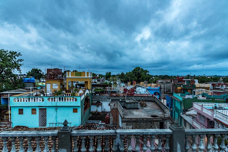 Rooftop view, Trinidad Cuba