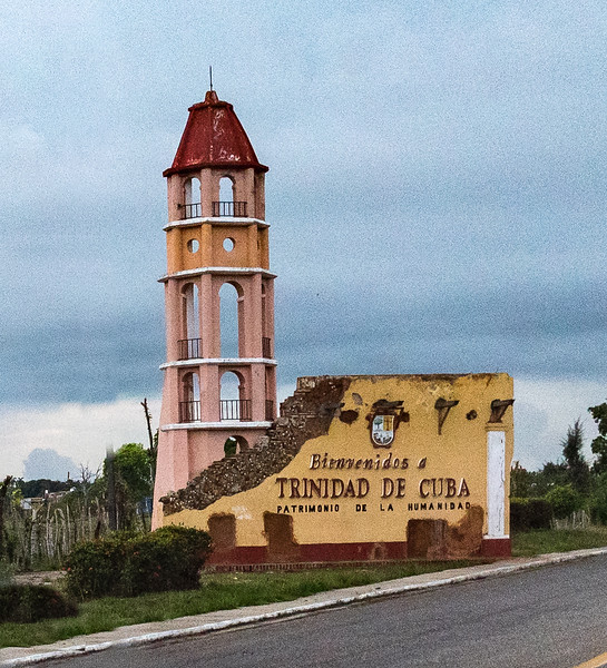 Welcome to Trinidad Cuba