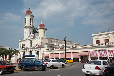 Cathedral de la Purisma Concepcion in Plaza de Armas
