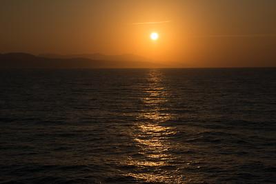 Sun Rise Santiago de Cuba