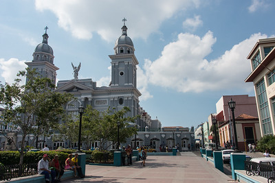 Santa Basilica Metropolitana Iglesia Catedral, Santiago de Cuba
