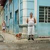 Man and Dog - Havana - Copyright 2017 Steve Leimberg UnSeenImages Com _DSF5274