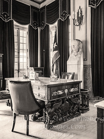 President's Office - Museum of the Revolution - Copyright 2017 Steve Leimberg UnSeenImages Com _DSF3725