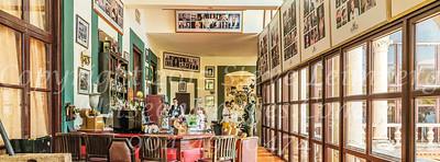 Bar at Hotel Nacional Havana Cuba -  Copyright 2018 Steve Leimberg UnSeenImages Com _DSF7263