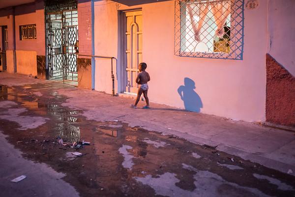 Havana Cuba, young boy