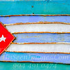 Fuster Version of Cuban Flag  Copyright 2017 Steve Leimberg UnSeenImages Com _DSF3535