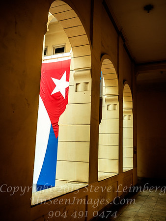 Cuban Flag - Copyright 2017 Steve Leimberg UnSeenImages Com _DSF3754