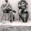 Two Men - B&W Copyright 2017 Steve Leimberg UnSeenImages Com _Z2A5567