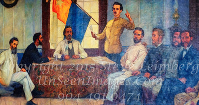 Painting in Museum of the Revolution - Copyright 2017 Steve Leimberg UnSeenImages Com _DSF3713