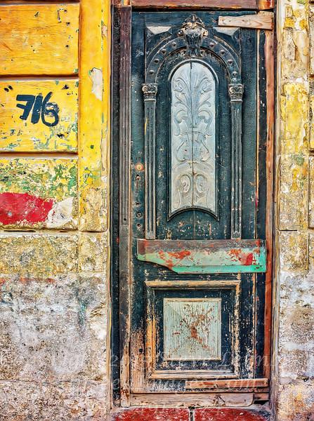 Door Puerto de Havana - Copyright 2017 Steve Leimberg UnSeenImages Com _DSF5405