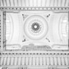 Ceiling Museum of the Revolution  Havana - B&W Copyright 2017 Steve Leimberg UnSeenImages Com _Z2A5233