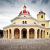 Main Chapel - Colon Cemetery Havana - Copyright 2017 Steve Leimberg UnSeenImages Com _Z2A5134
