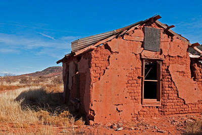 Cuervo, New Mexico (Ghost Town)