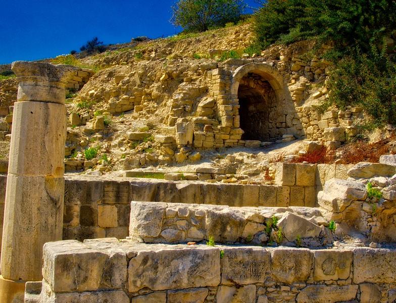 Ruins of Amathus