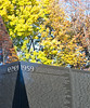 Vietnam Veterans Memorial, November 2011.