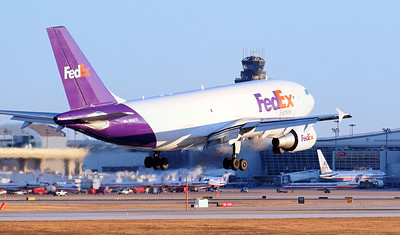 FedEx Bringing in the Freight