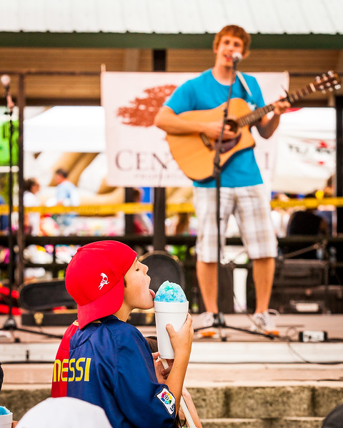 Snow Cone and a Song, 2009