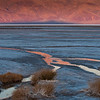Blue Fire<br /> Cottonball Salt Flats, Death Valley National Park, California<br /> 2009