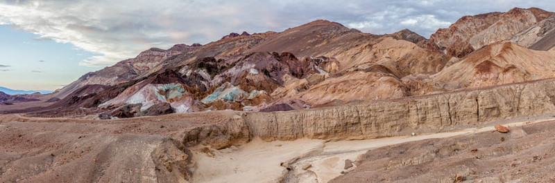 Artist's Palette; Death Valley National Park, California