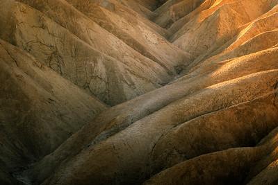 Zabriske Mud Hills