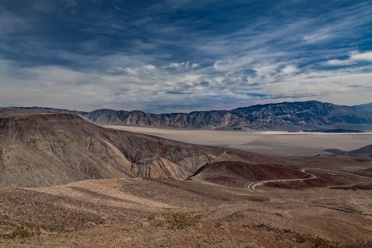 Death Valley Overlook