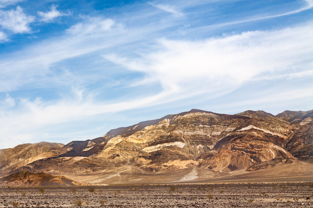 Death Valley - Mountains