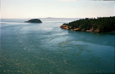 Deception Pass Looking North