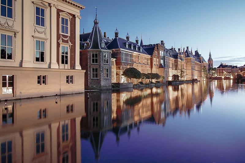 Den Haag, binnenhof