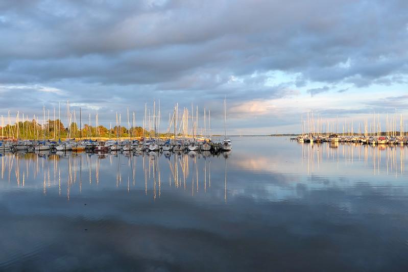 Frederikssund harbour