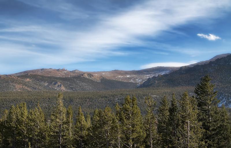 Rocky Mountain NP, CO