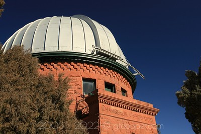 """Chamberlin Observatory"" University of Denver Colorado"