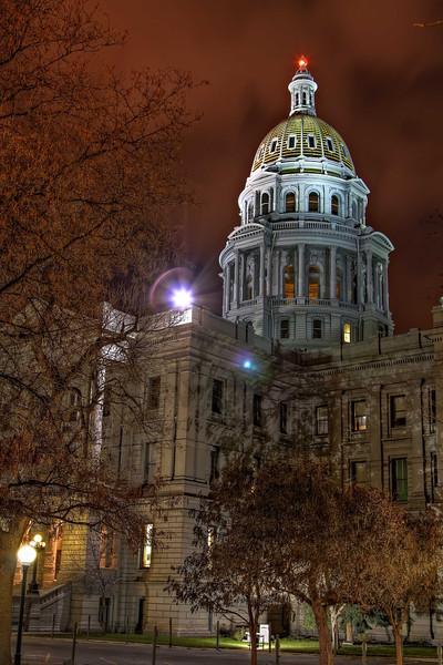 Denver State Capitol