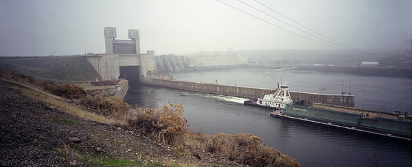 Ice Harbor Dam and Locks