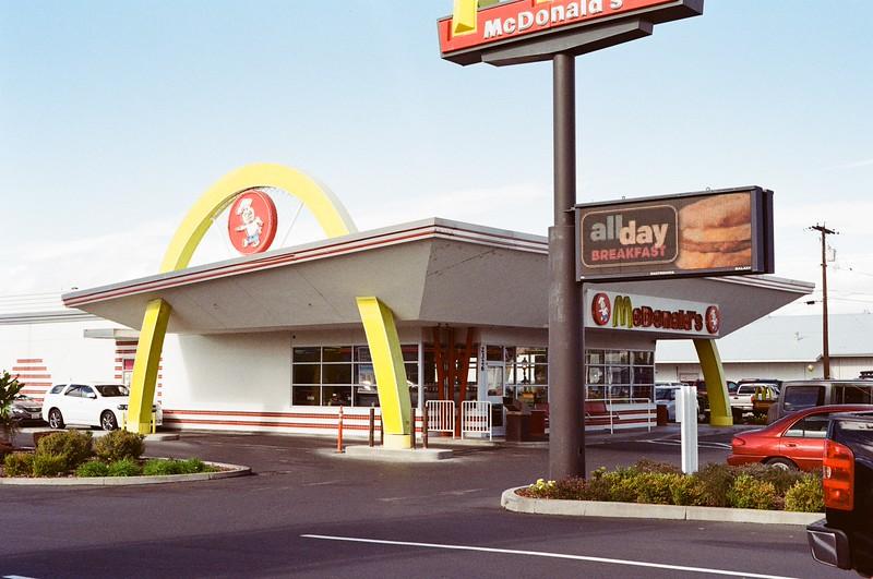 Micky D's, Yakima, WA