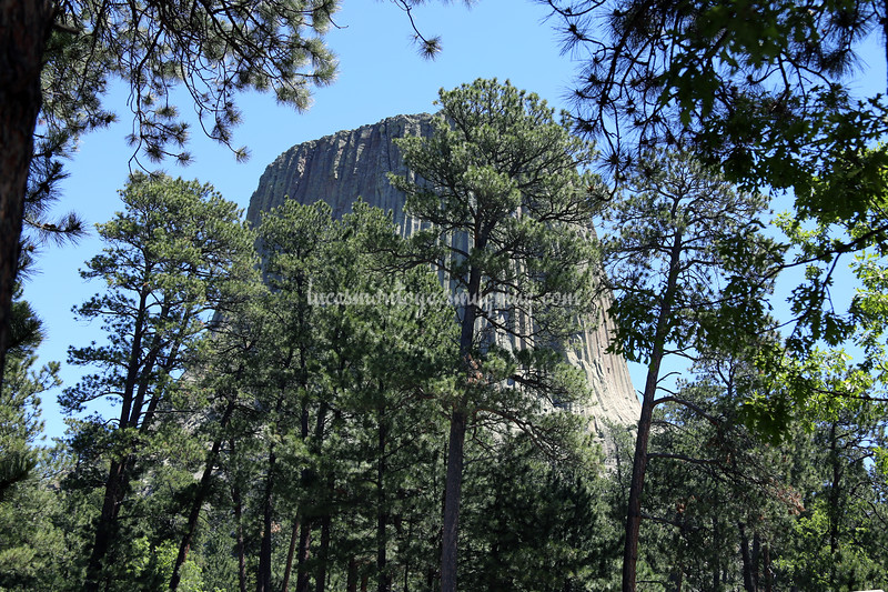 Devil's Tower National Monument, Wyoming - June 2016