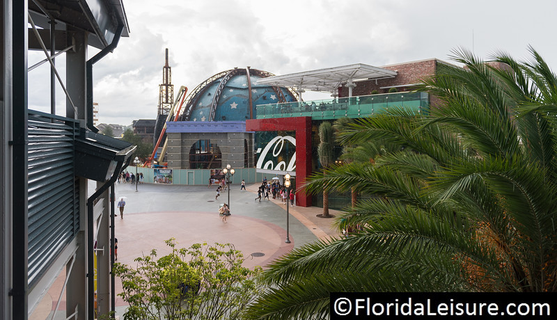 Disney Springs, Walt Disney World, Orlando, Florida - 15th July 2016 (Photographer: Nigel G Worrall)