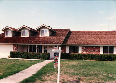 Dixon Home - 1990 (before we purchased it)