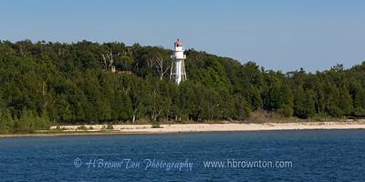 Plum Island Rear Range Lighthouse