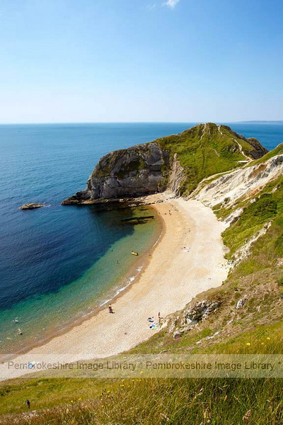 Man of War Bay, Durdle Doors, Dorset