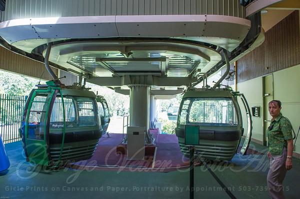 Skyrail/Gondola
