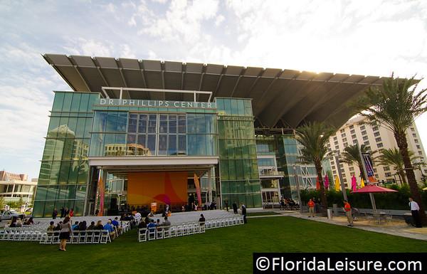 Dr. Phillips Center - Orlando