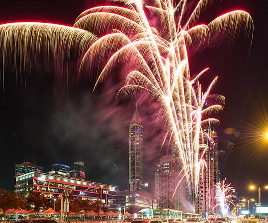 Opening of the Dubai Tram along beach road.  11 Novemebr, 2014 Photo by: Stephen Hindley©