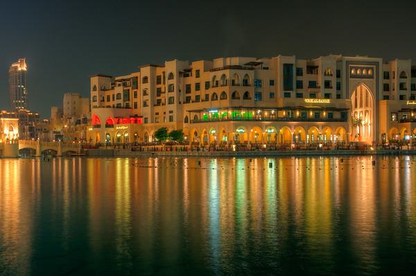 The Old Town Dubai