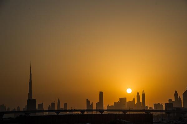 Dhow yard, Dubai Creek. Photo by: Stephen Hindley©