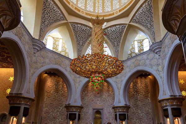 Decor Madness - Grand Mosque, Abu Dhabi, UAE