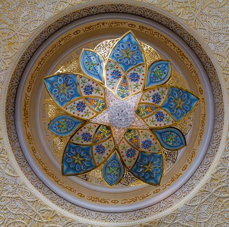 Chandelier Extreme - Grand Mosque, Abu Dhabi, UAE