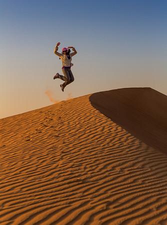Jump for Joy - Dubai, UAE