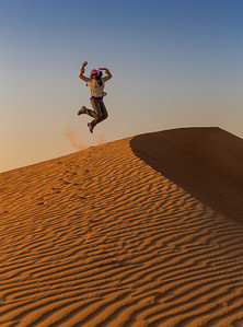 Jump for Joy - Dubai, UAE