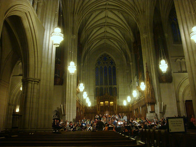 Duke choir